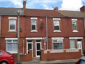 Thumbnail 3 bed flat to rent in Plessey Road, Blyth