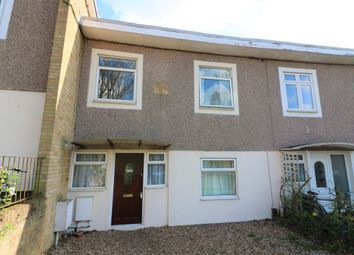 Thumbnail 4 bed terraced house to rent in Hazel Grove, Hatfield