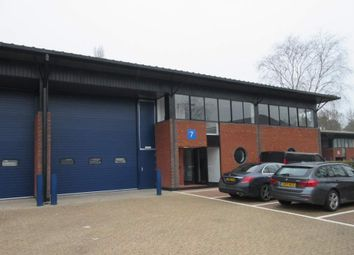 Thumbnail Light industrial to let in Unit 7, Woking Business Park, Woking