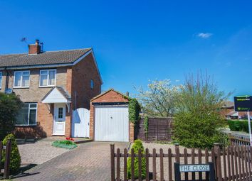 Thumbnail 2 bedroom end terrace house for sale in The Close, Royston, Hertfordshire