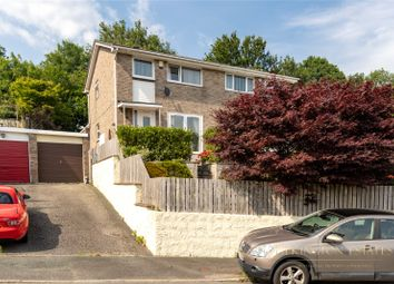 Thumbnail 4 bed semi-detached house for sale in Chilton Close, Plymouth, Devon