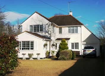 Thumbnail 4 bed detached house for sale in Woolmers Lane, Letty Green, Hertford