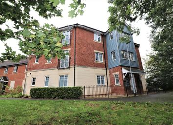 Thumbnail 2 bed flat for sale in Riverside Close, Bridgwater