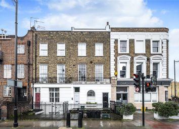 Thumbnail 3 bedroom maisonette for sale in Barnsbury Road, London