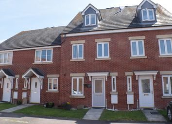 Thumbnail 3 bed town house for sale in Countess Avenue, Bridgwater