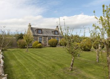 Thumbnail 4 bedroom farmhouse for sale in Methlick, Ellon