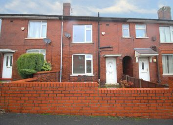Thumbnail 2 bed terraced house for sale in Salts Street, Oldham, Lancashire
