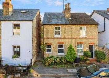 Leslie Road, Dorking RH4. 2 bed semi-detached house
