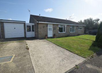 Thumbnail 2 bed semi-detached bungalow for sale in Windings Road, Elmsett, Ipswich
