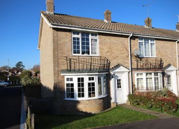 Thumbnail 2 bed semi-detached house for sale in Jeffreys Way, Uckfield, East Sussex