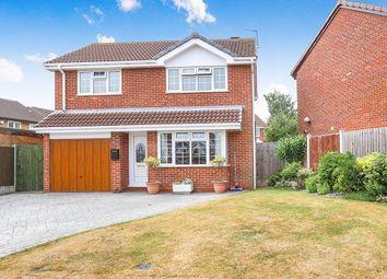 Thumbnail 4 bedroom detached house for sale in Meadow Croft, Perton, Wolverhampton