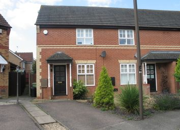 Thumbnail 2 bedroom semi-detached house to rent in Long Ayres, Caldecotte, Milton Keynes