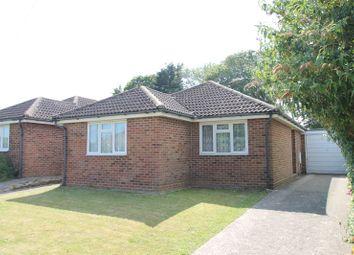 Thumbnail 2 bed bungalow for sale in Fircroft Crescent, Rustington, Littlehampton, West Sussex