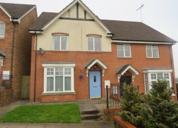 Thumbnail 3 bed semi-detached house for sale in Reservoir Close, Northfield, Birmingham