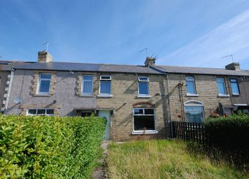 Thumbnail 3 bed terraced house for sale in Park Road, Lynemouth, Morpeth