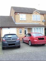 Thumbnail 3 bed detached house for sale in Hay Close, Rushden, Northamptonshire