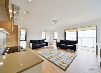 Thumbnail 2 bed flat for sale in Cotall Street, London