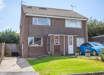 Thumbnail 3 bed semi-detached house for sale in Monarch Gardens, Seaford