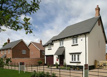 Thumbnail 4 bed detached house for sale in The Lancaster, Off Dukes Meadow Drive, Banbury Oxfordshire