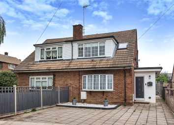 Thumbnail 2 bed semi-detached house for sale in Ryecroft Crescent, Barnet