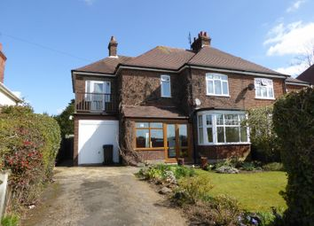 Thumbnail 3 bed semi-detached house to rent in Woodditton Road, Newmarket
