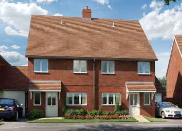 Thumbnail 3 bed detached house for sale in Rattle Road, Stone Cross, East Sussex