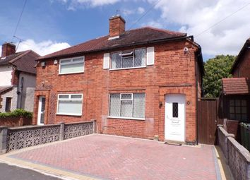 Thumbnail 2 bed semi-detached house for sale in Northfield Avenue, Birstall, Leicester, Leicestershire