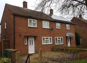 Thumbnail 2 bedroom property to rent in Eastern Avenue, Dogsthorpe, Peterborough