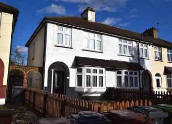 Thumbnail 3 bedroom end terrace house for sale in The Chase, Chadwell Heath, Romford