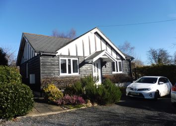 Thumbnail 2 bed bungalow to rent in Vale Road, Loose, Maidstone