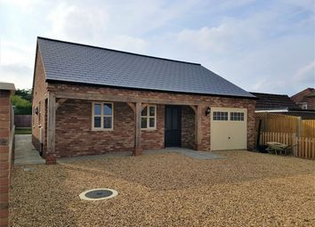Thumbnail 3 bed detached bungalow for sale in Bridle Lane, Downham Market