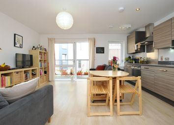 Thumbnail 1 bed flat to rent in Geldeston Road, London