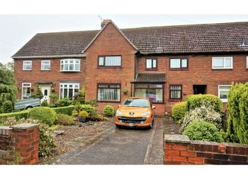 Thumbnail 4 bed terraced house for sale in Kirkley Drive, Newcastle Upon Tyne