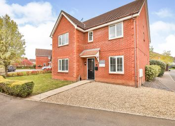 Thumbnail 5 bed detached house for sale in Lynn Close, Thorpe St. Andrew, Norwich