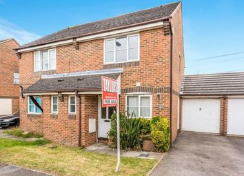 Thumbnail 2 bedroom semi-detached house for sale in Brake Hill, Greater Leys, Oxford, Oxfordshire