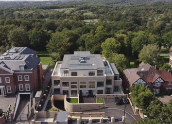 Thumbnail 2 bed flat for sale in Sambrook Court, Cockfosters Road, Hadley Wood, Hertfordshire