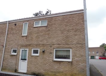 Thumbnail 3 bed end terrace house for sale in Epsom Walk, Corby