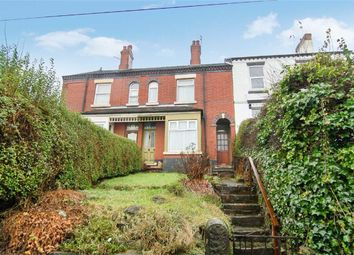 Thumbnail 3 bedroom terraced house for sale in Tunstall Road, Biddulph, Stoke-On-Trent