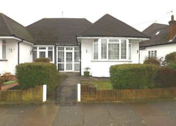 Thumbnail 3 bed bungalow to rent in Greystoke Avenue, Pinner