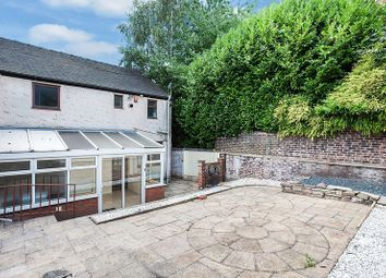 Thumbnail 3 bed end terrace house for sale in Canal Street, Congleton
