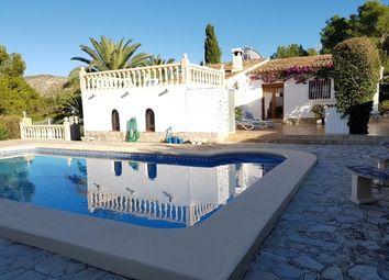 Thumbnail 3 bed villa for sale in Spain, Valencia, Alicante, Denia