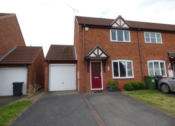 Thumbnail 2 bed semi-detached house for sale in Montgomery Road, Whitnash, Leamington Spa