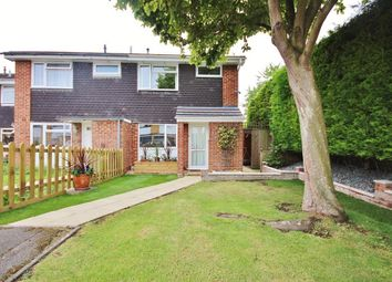 Thumbnail 3 bed end terrace house for sale in Sharland Close, Grove, Wantage