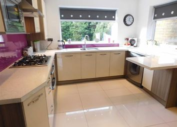 Thumbnail 3 bedroom detached house for sale in Marina Drive, Marple, Stockport