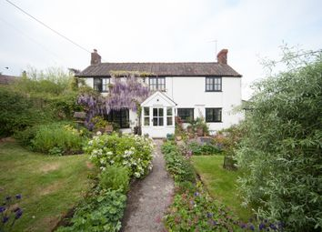 Thumbnail 4 bed detached house for sale in Longfield Farmhouse, North Brewham, Bruton