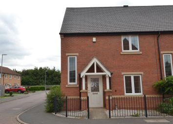 Thumbnail 2 bed property to rent in Highland Drive, Loughborough