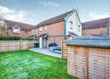 Thumbnail 2 bed end terrace house for sale in Fenchurch Road, Maidenbower, Crawley