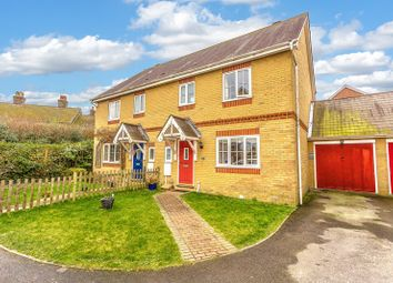 Thumbnail 3 bed semi-detached house for sale in Dane Road, Warlingham