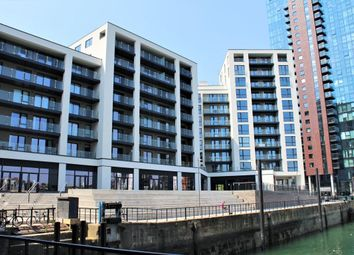 Thumbnail 2 bed flat to rent in Maritime Walk, Southampton