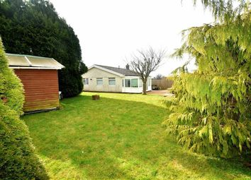 Thumbnail 3 bed detached bungalow for sale in Trenos Gardens, Bryncae, Llanharan, Pontyclun